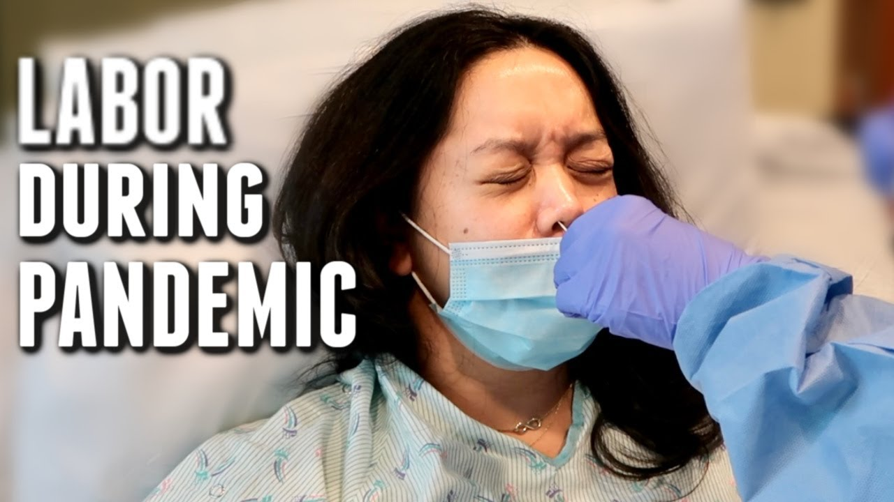 Going into Labor During the Pandemic – itsjudyslife