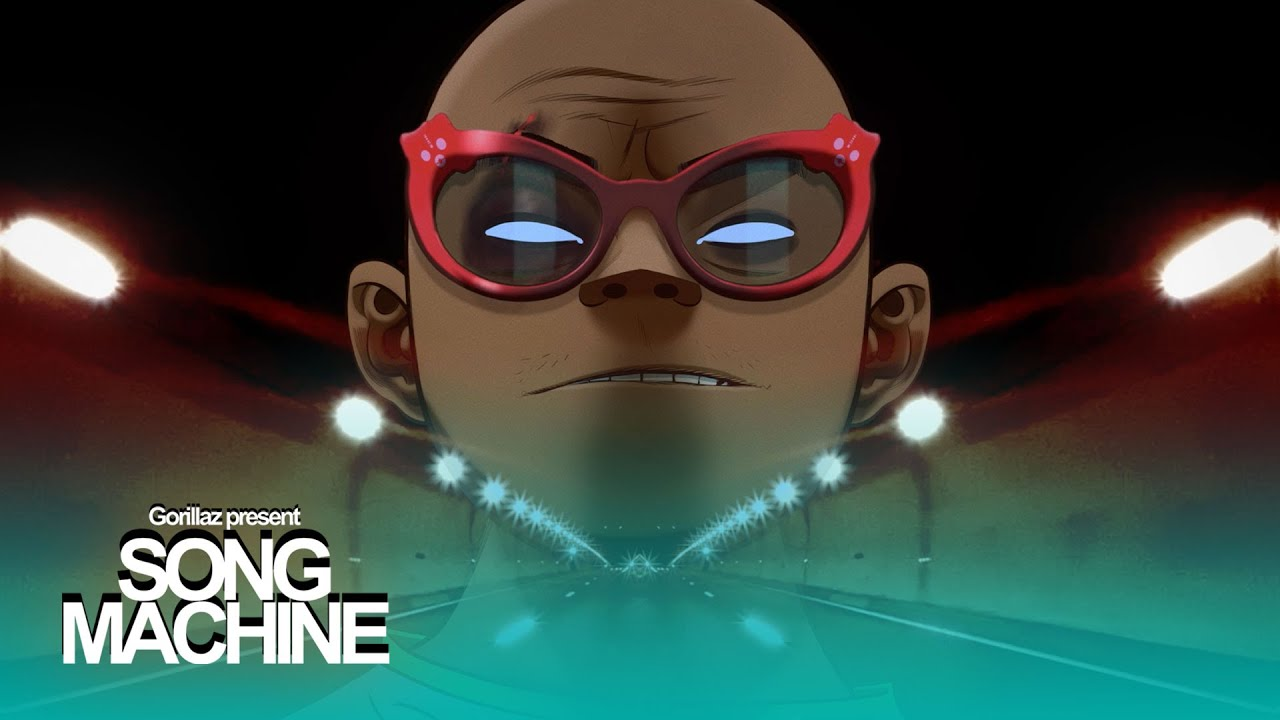 Gorillaz – Friday 13th ft. Octavian (Episode Four)