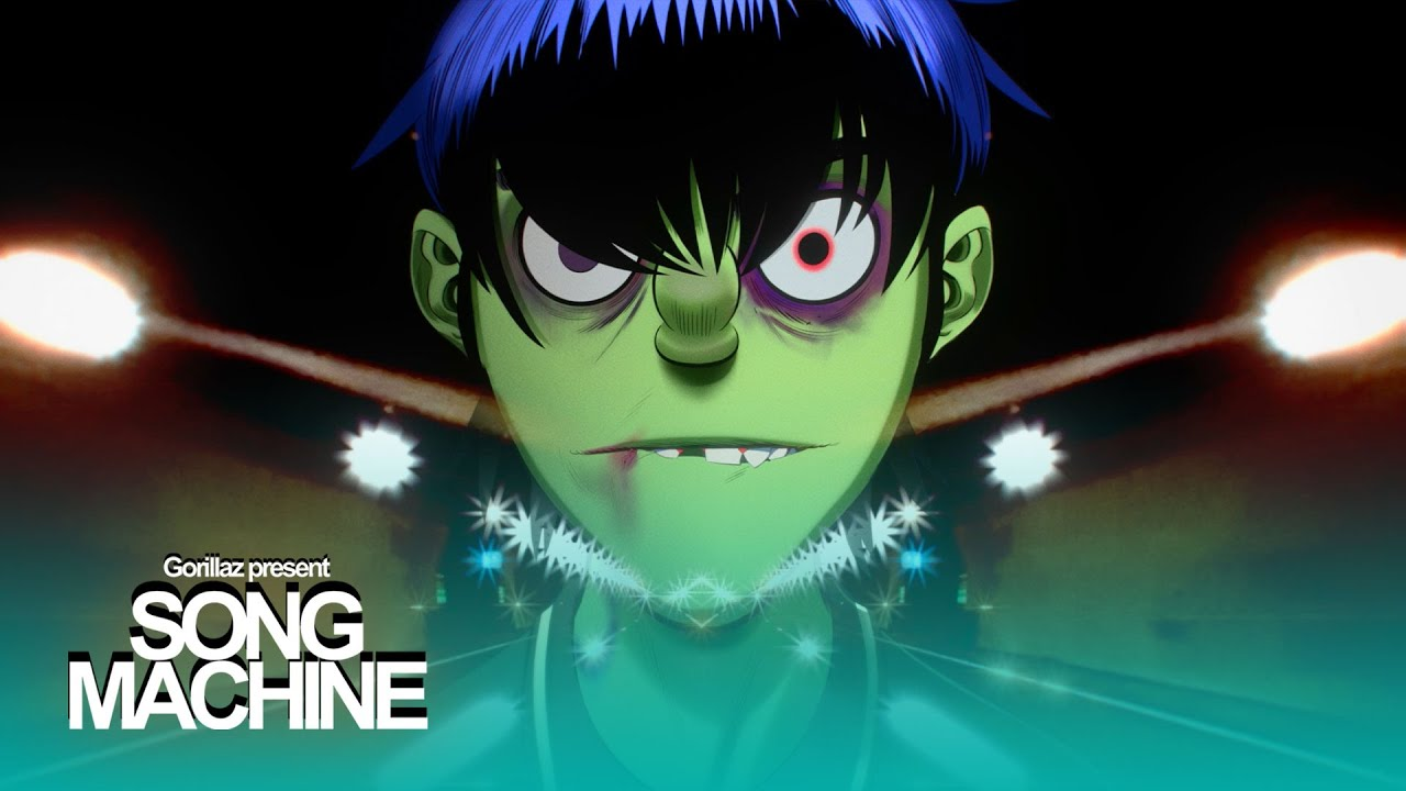 Gorillaz | Episode Four 'Friday 13th' | Official Trailer
