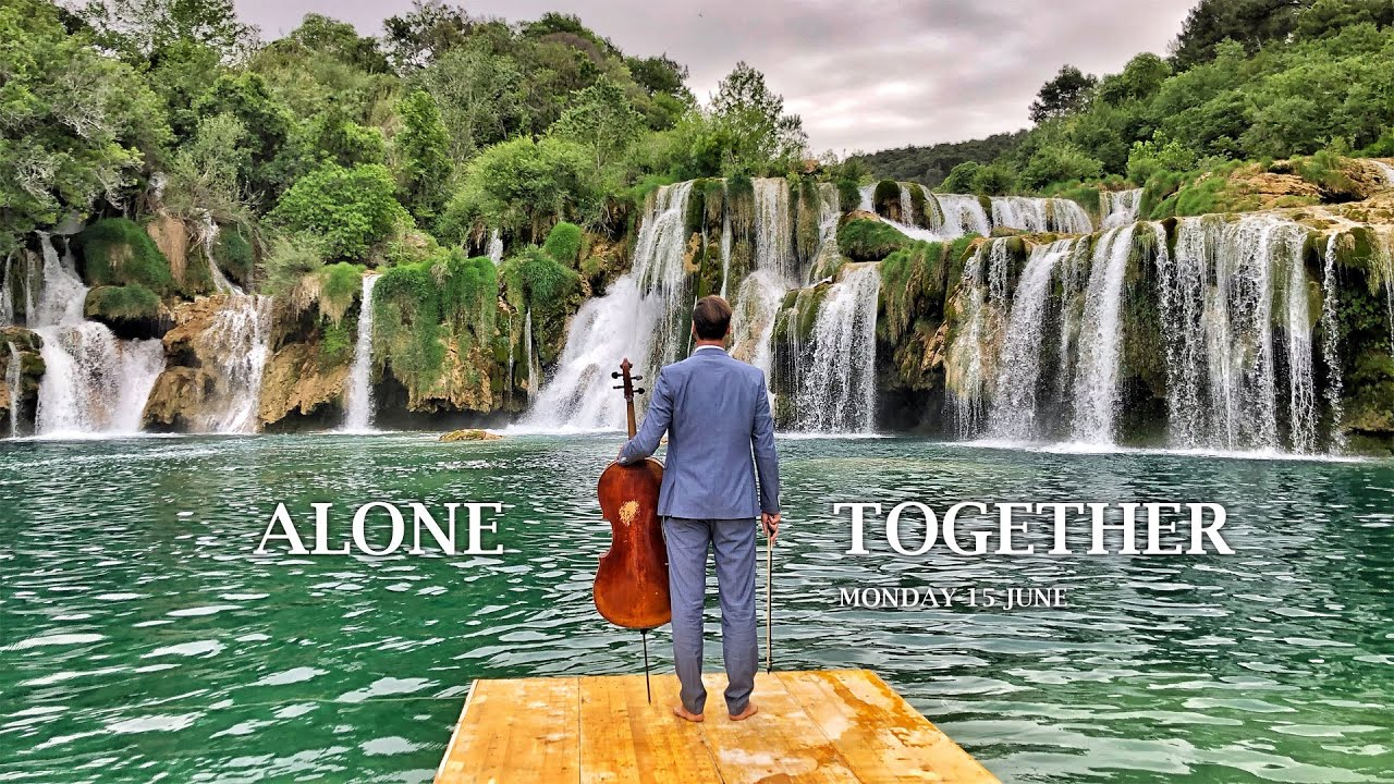 HAUSER: 'Alone, Together' from Krka Waterfalls