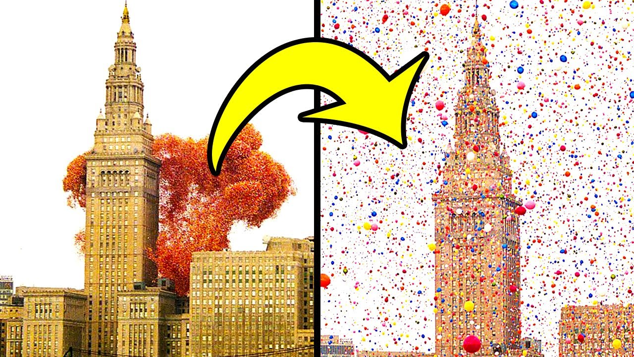 How Releasing 1,500,000 Balloons Went Horribly Wrong – Balloonfest '86