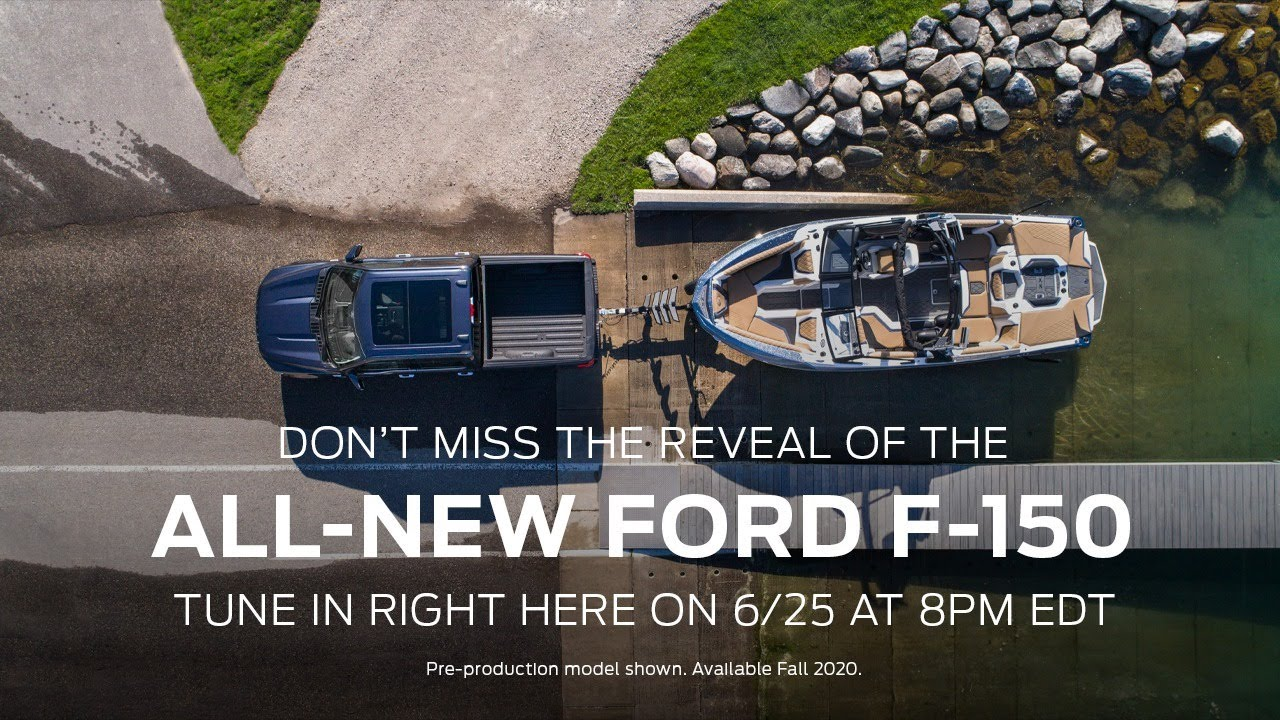 Introducing the All-New Ford F-150 | F-150 | Ford