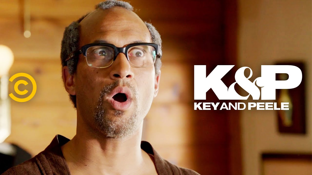 Is This Guy Jordan's Real Father? – Key & Peele
