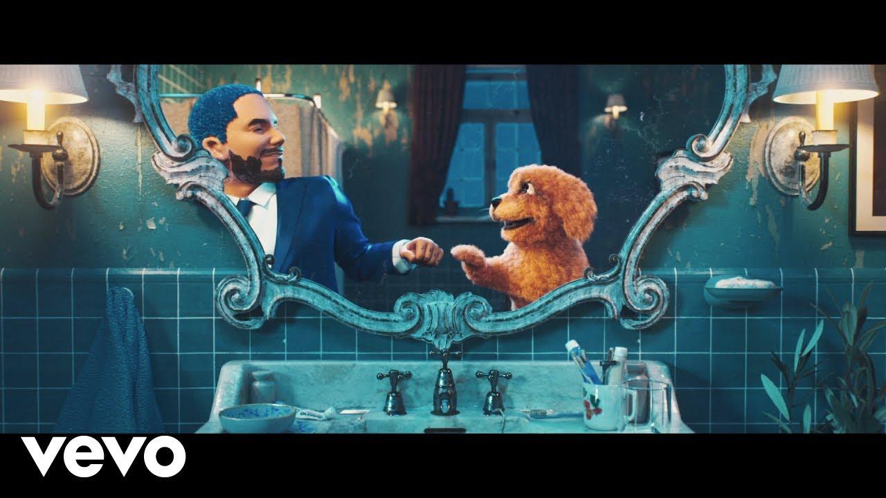 J. Balvin – Azul (Official Animated Video)
