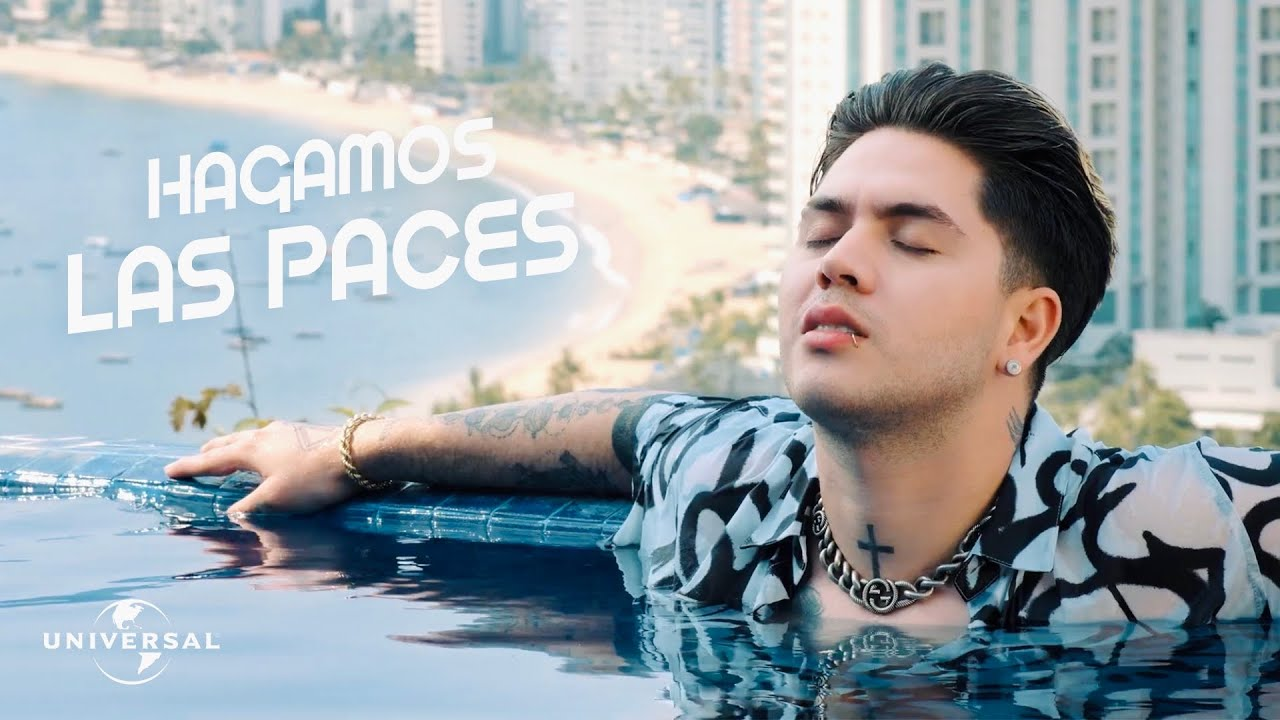 JD Pantoja – Hagamos las paces (Video Oficial)