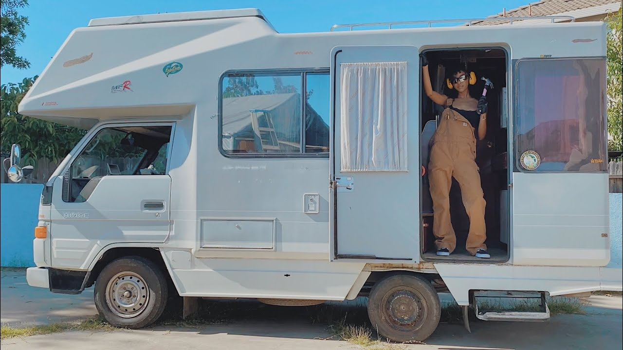 JENNELLE'S RV BUILD: and so it begins…