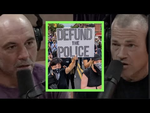 Jocko Willink Weighs In on Defunding the Police | Joe Rogan