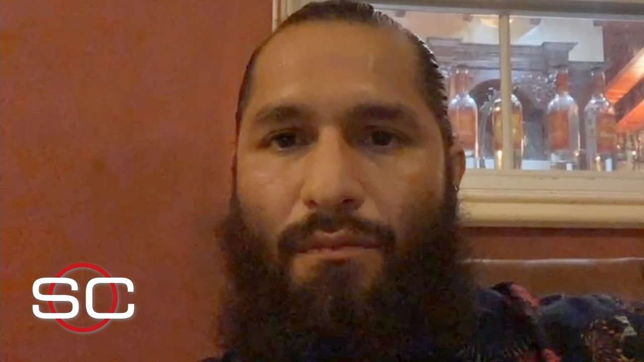 Jorge Masvidal discusses dispute with UFC | SportsCenter