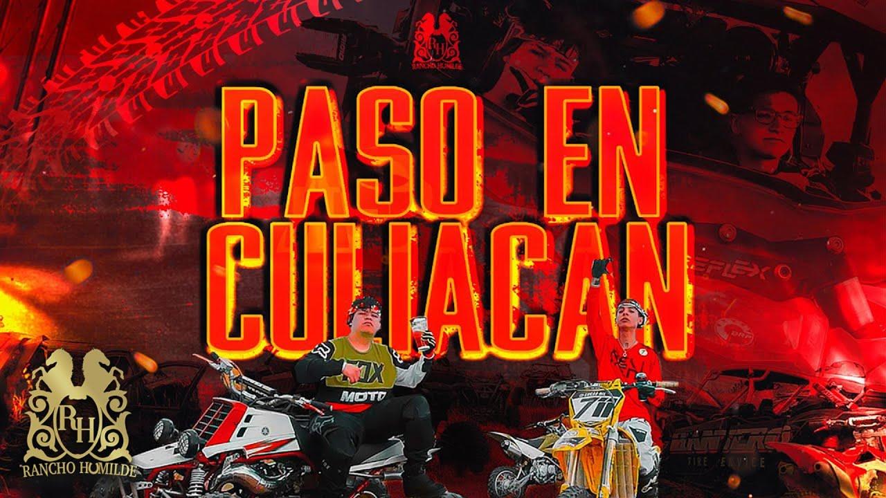 Junior H x Natanael Cano – Paso En Culiacan [Video Oficial]