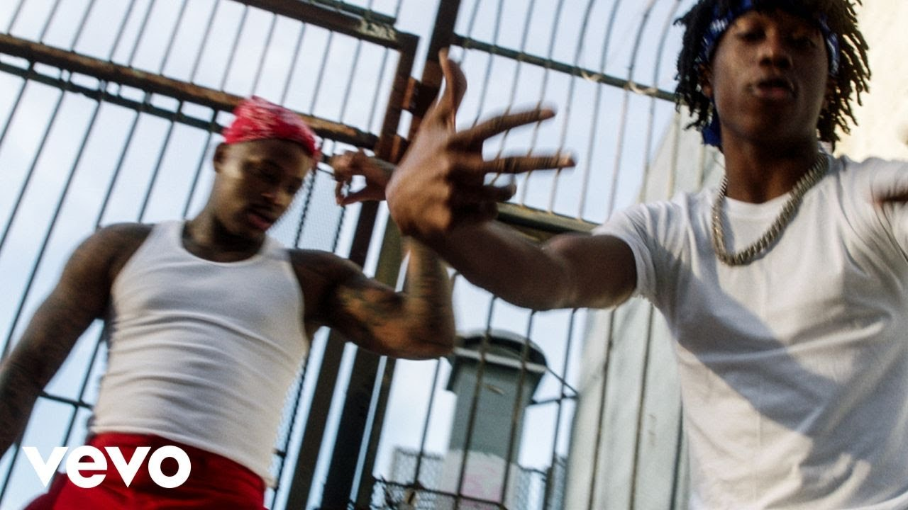 "Lil Loaded ft. YG – ""Gang Unit Remix"" (Official Video)"