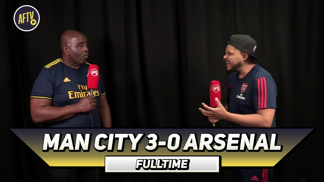 Man City 3 – 0 Arsenal | David Luiz Would Rather Get An Assist Than A Clean Sheet – Troopz  Rant