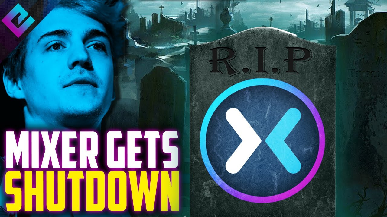 Mixer is Dead, Ninja and Shroud Free to Go Elsewhere