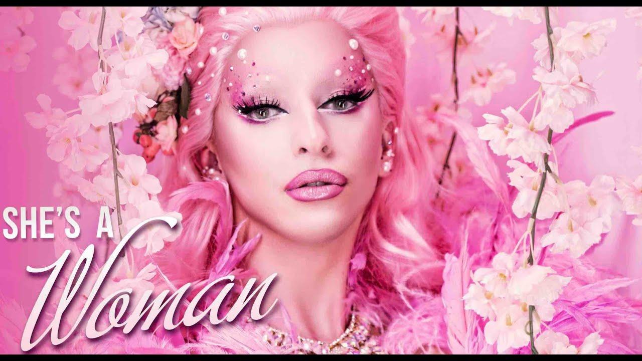 Miz Cracker – She's a Woman (Official Music Video) – YouTube