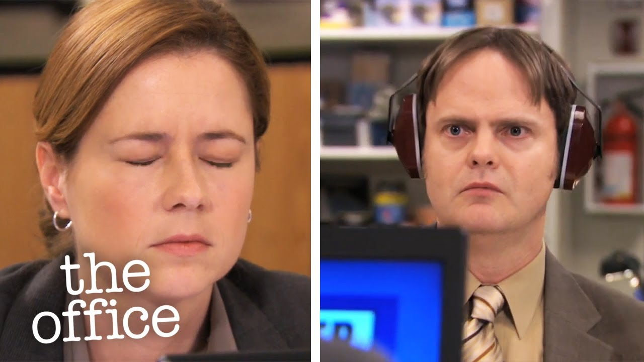 Morse Code – The Office US