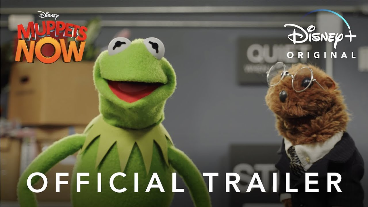 Muppets Now   Official Trailer   Disney+