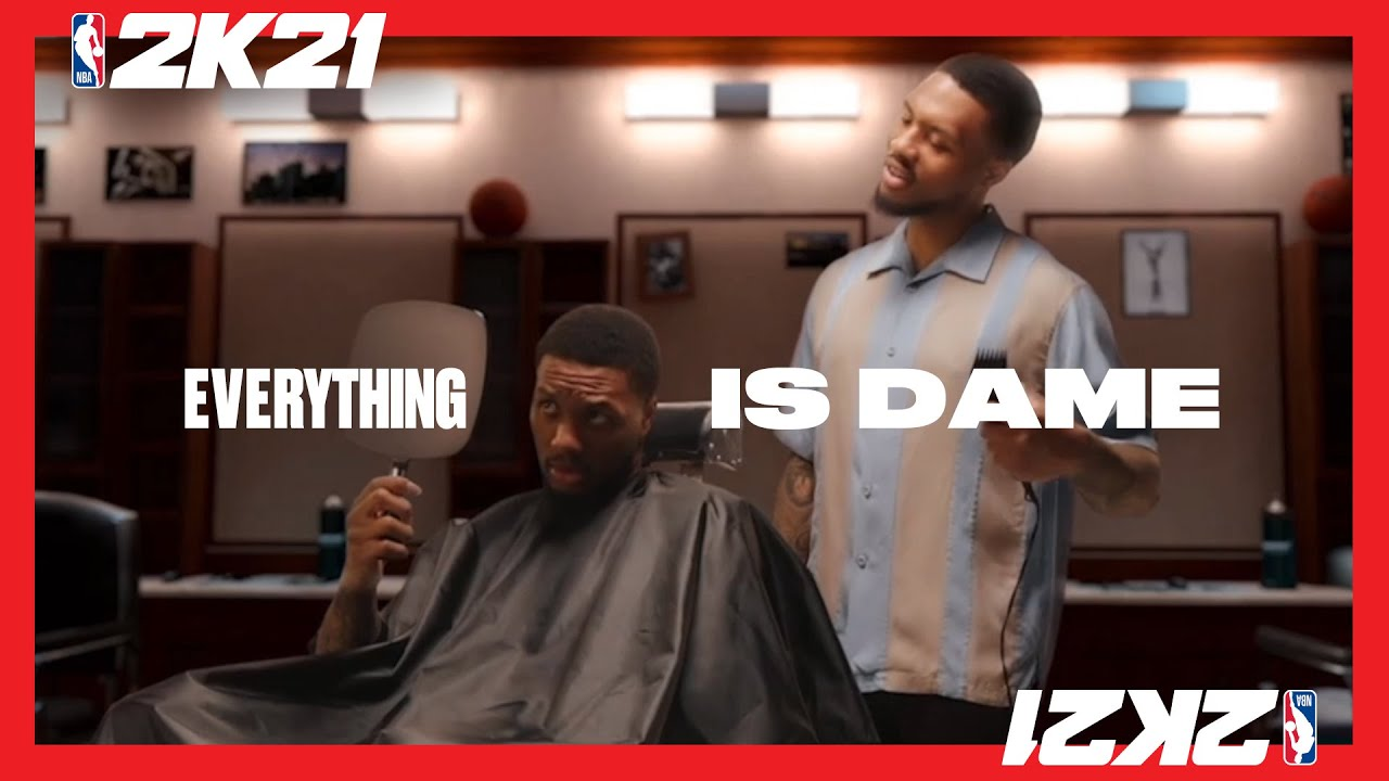 NBA 2K21: Everything is Dame (Current Gen Cover Athlete)