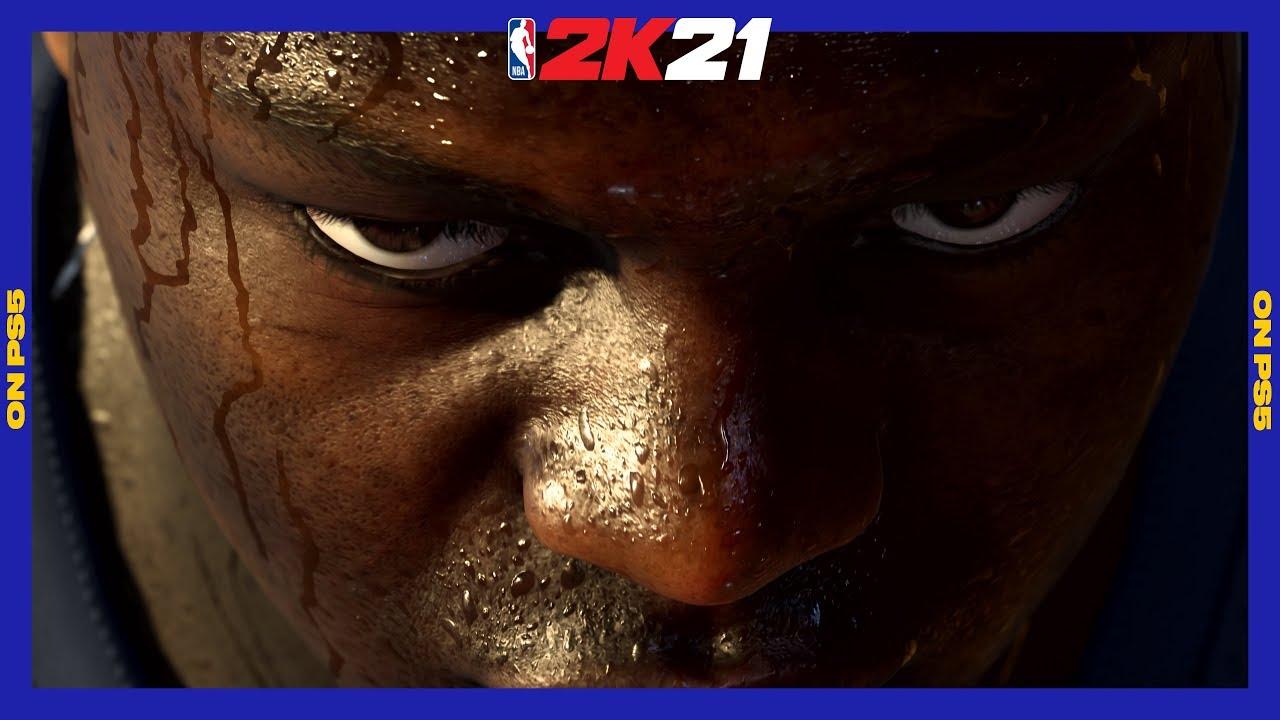 NBA 2K21: Official PS5 Teaser Trailer (In-Engine)