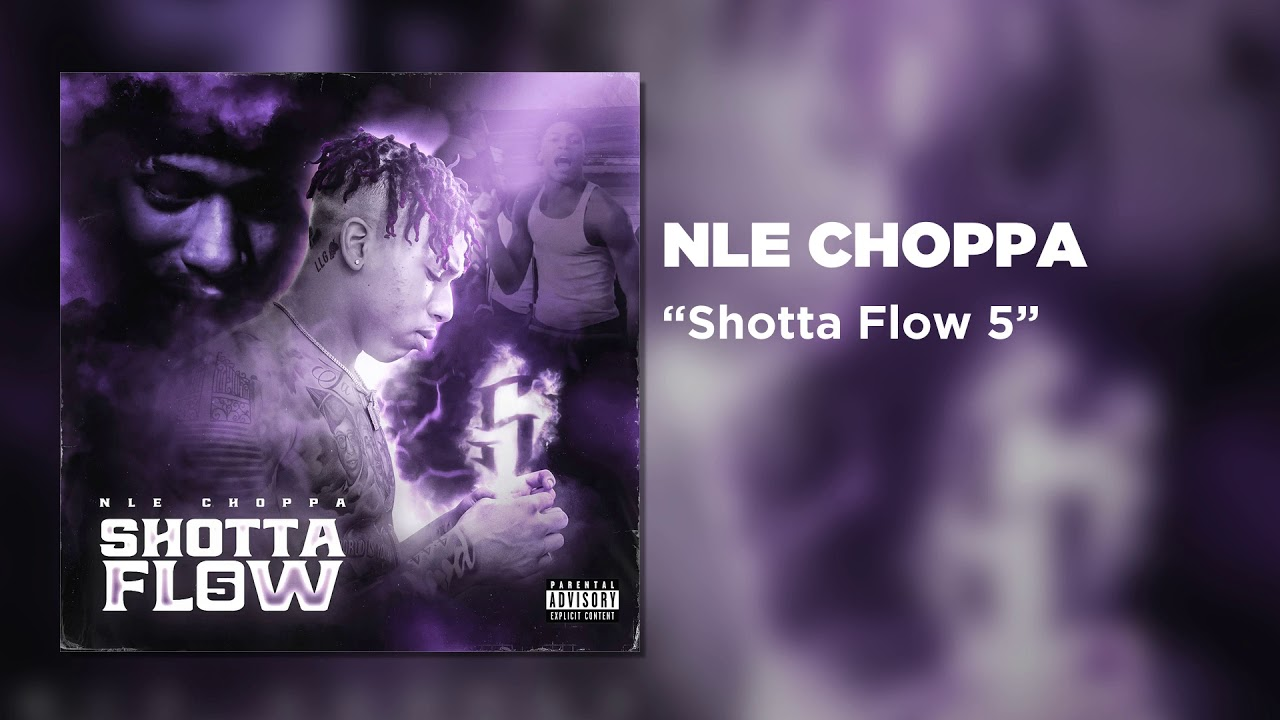 NLE Choppa – Shotta Flow 5 (Official Audio)