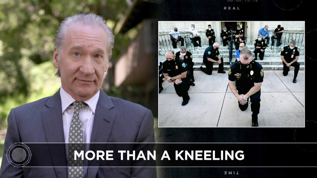 New Rule: The Blue Wall of Silence   Real Time with Bill Maher (HBO)