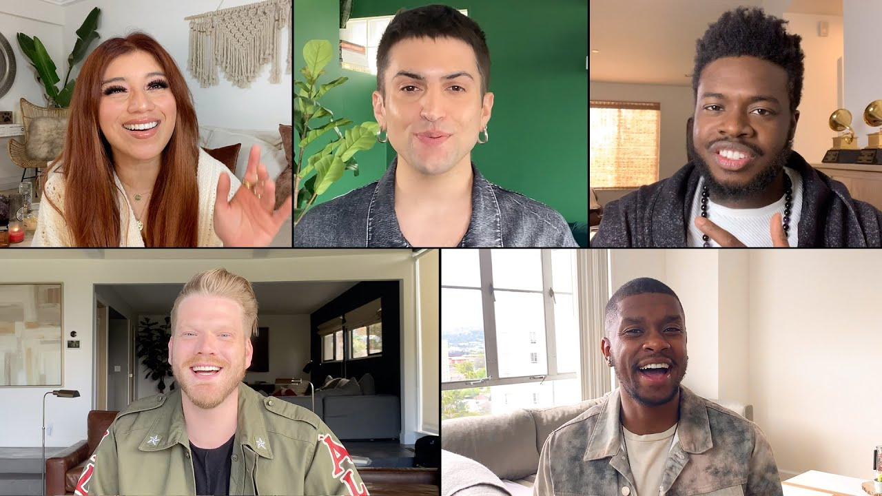 [OFFICIAL VIDEO] Home – Pentatonix