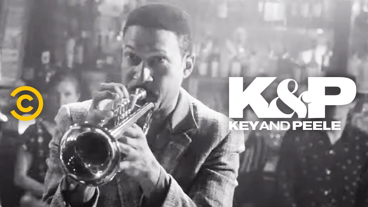 Overly Competitive Trumpeters – Key & Peele