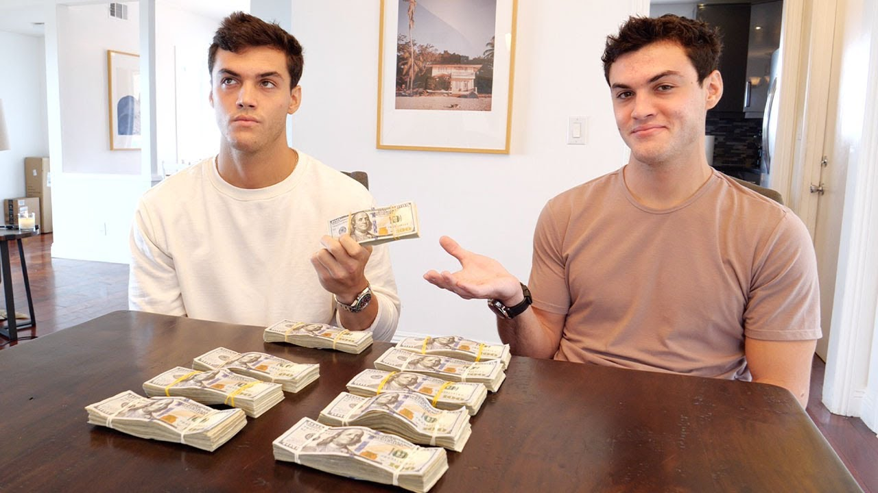 Paying My Twin $10,000 Every Time We Argue
