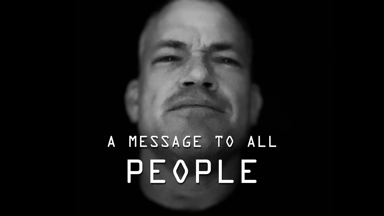 Police. Protesters. People:  Jocko Willink