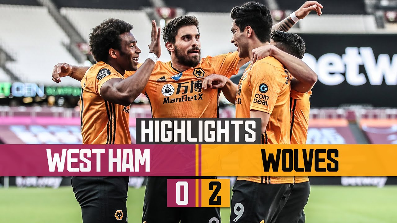 RAUL RESTARTS AND NETO VOLLEYS HOME A BEAUTY! | West Ham 0-2 Wolves | Highlights