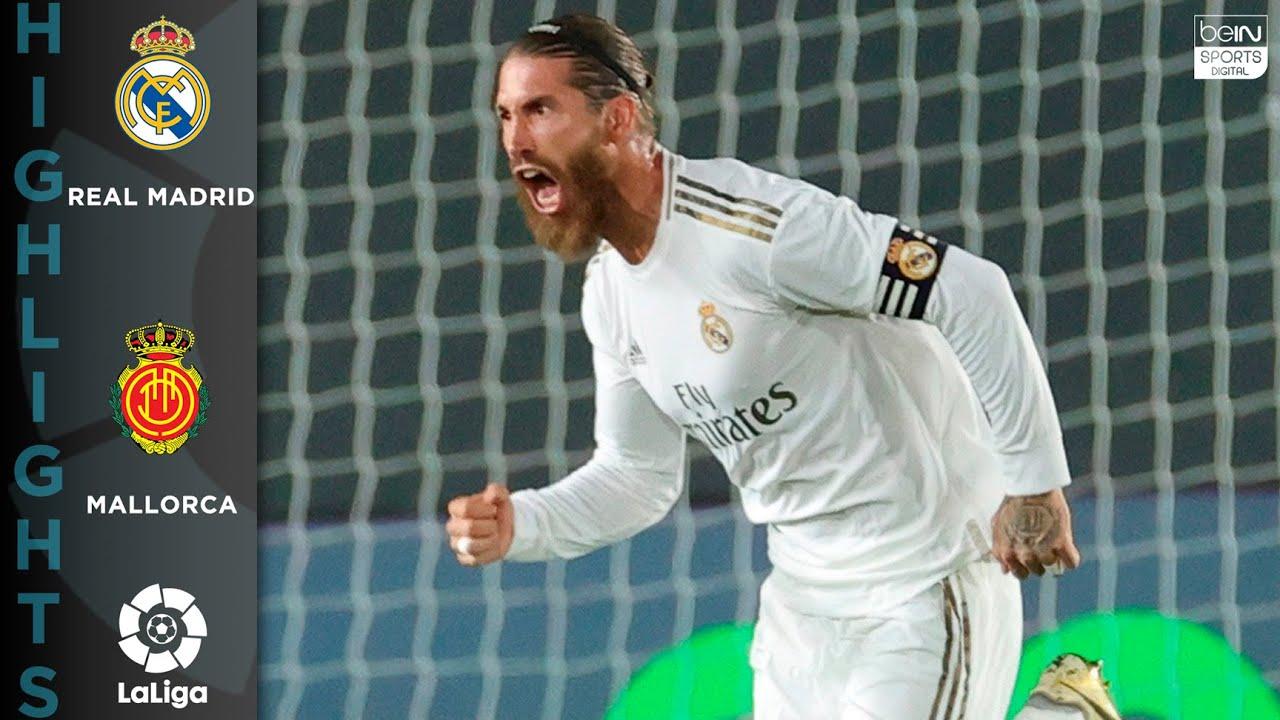 Real Madrid 2 – 0 Mallorca – HIGHLIGHTS & GOALS – 6/24/20