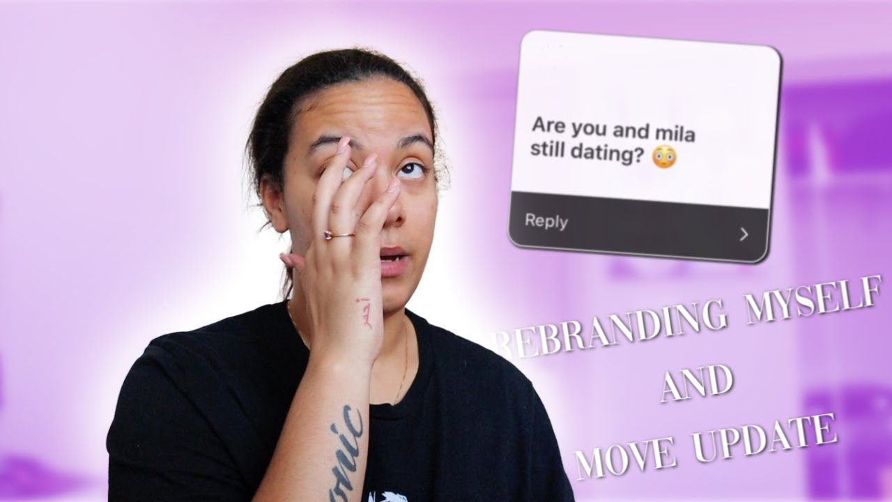 Rebranding My Channel/Moving Update/Questions You Want Answered. | Crissy Danielle