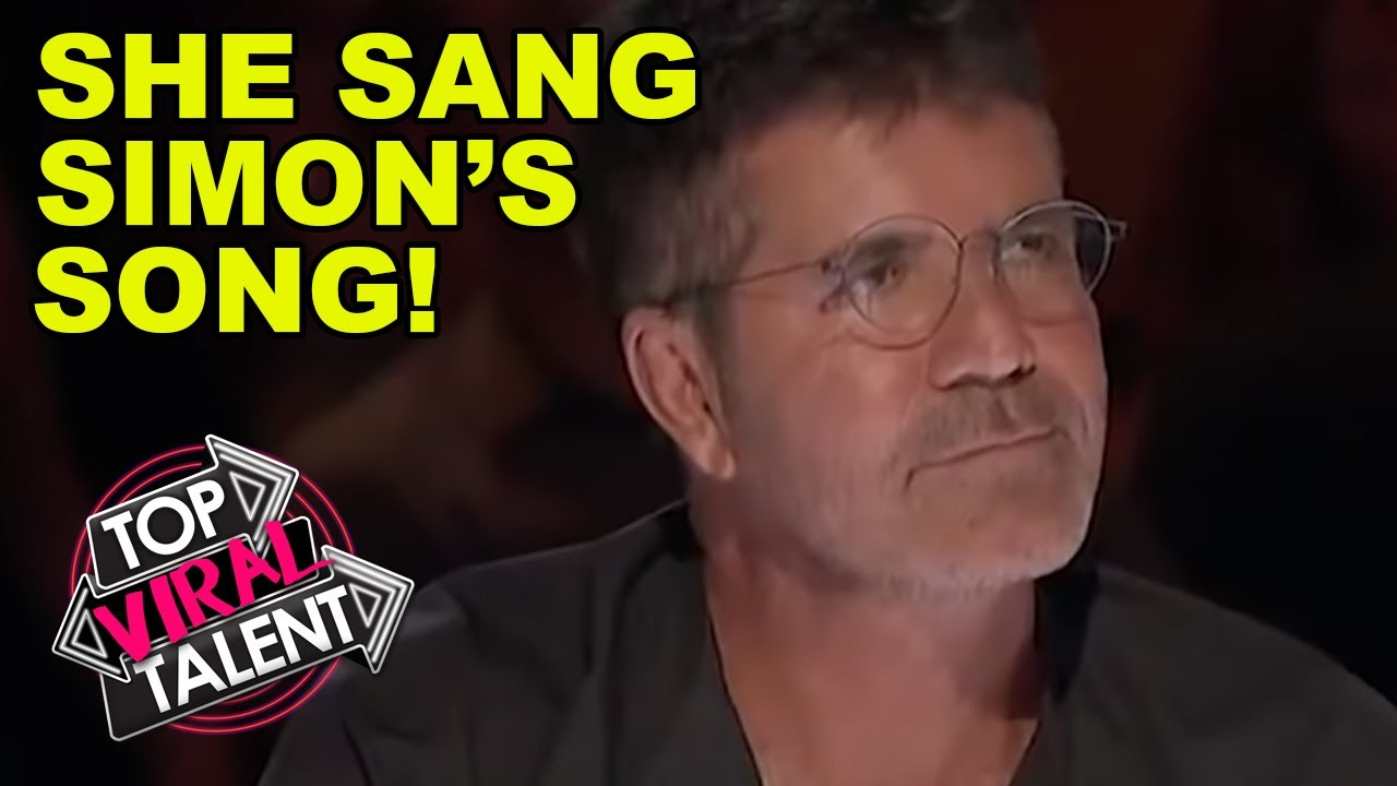 SIMON COWELL'S FAVOURITE SONG – BUT Will He Like Her Performance On Got Talent?!