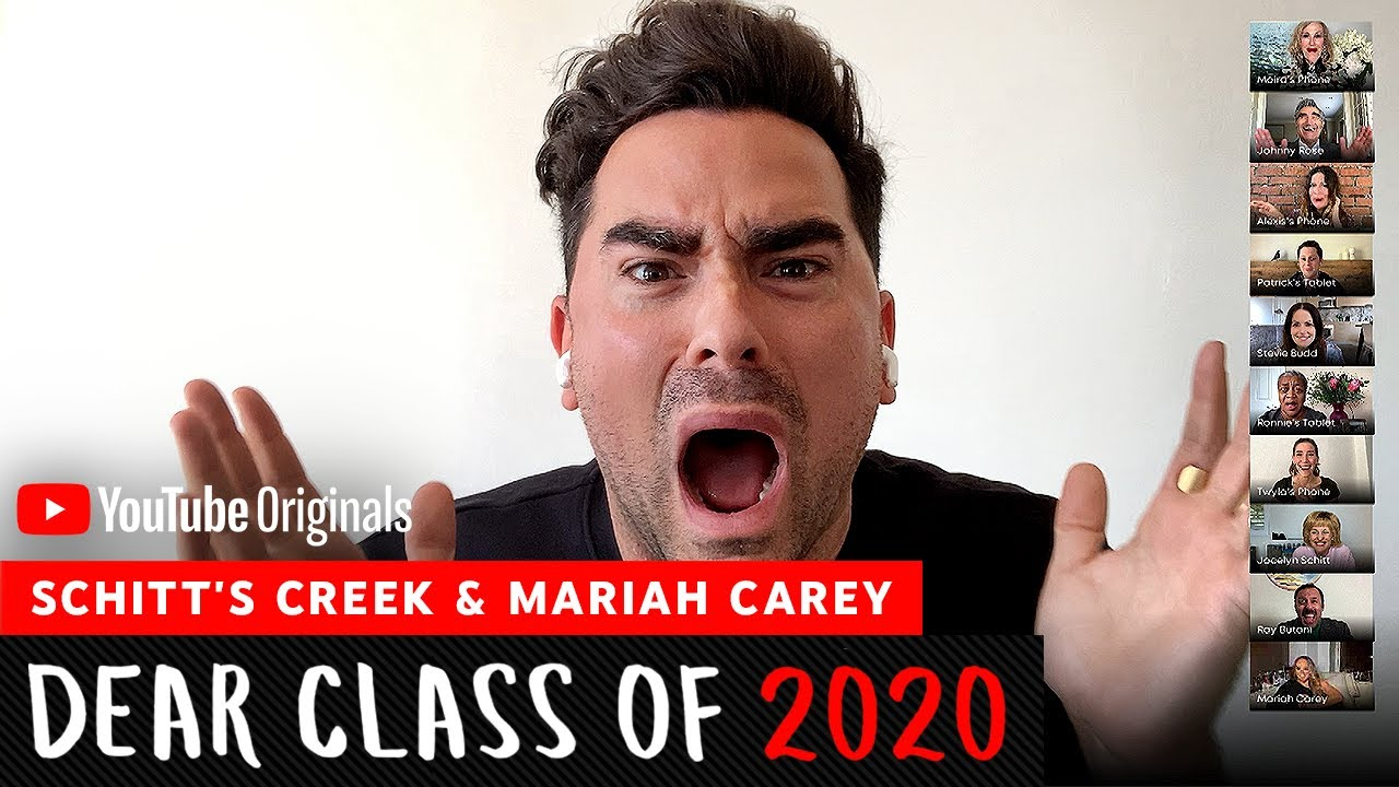 Schitt's Creek feat. Mariah Carey | Dear Class Of 2020
