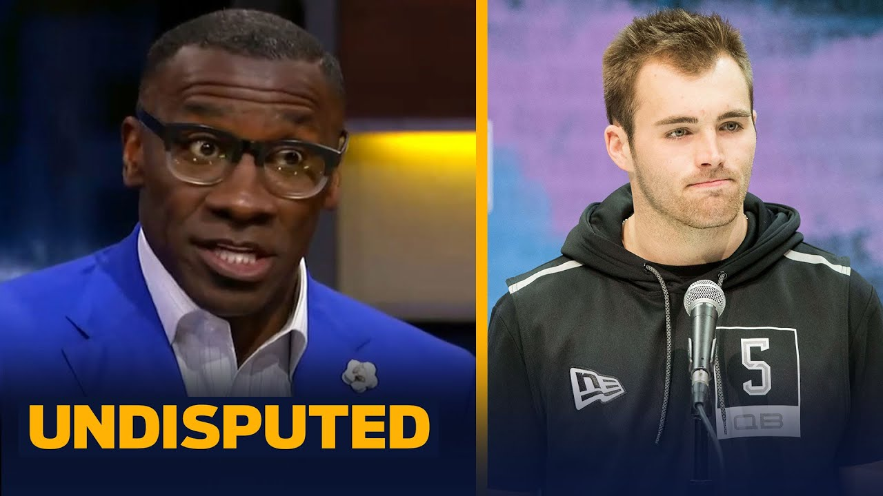 Skip and Shannon react to Jake Fromm's leaked text messages on 'elite white people' | UNDISPUTED
