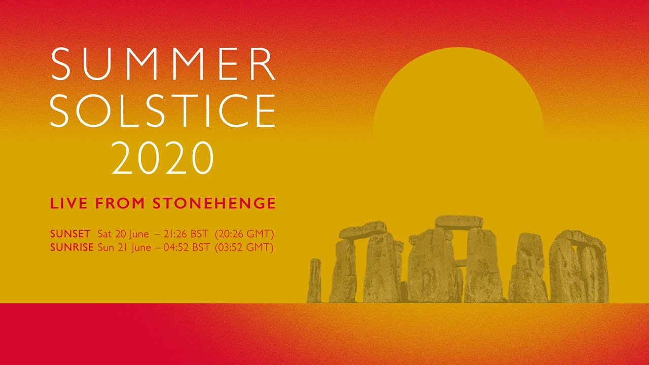 Sunset | Summer Solstice 2020 at Stonehenge
