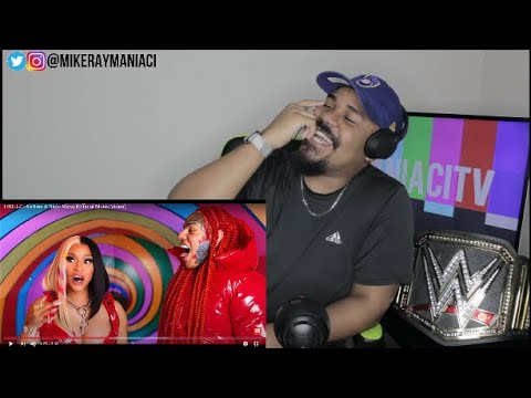TROLLZ – 6ix9ine & Nicki Minaj (Official Music Video) REACTION