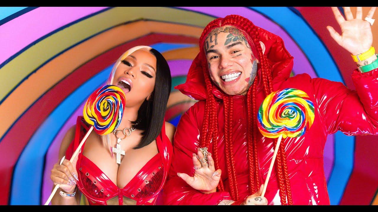 TROLLZ – 6ix9ine & Nicki Minaj  (Official Music Video)