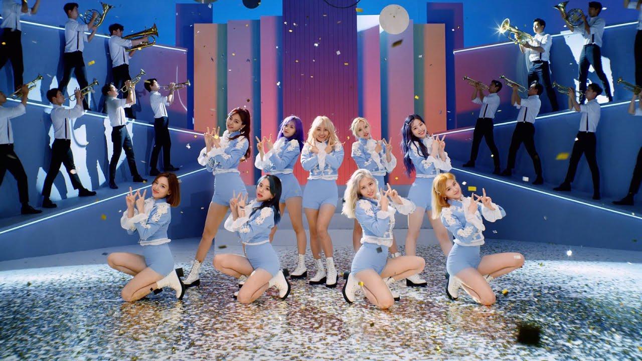 TWICE 「Fanfare」Music Video