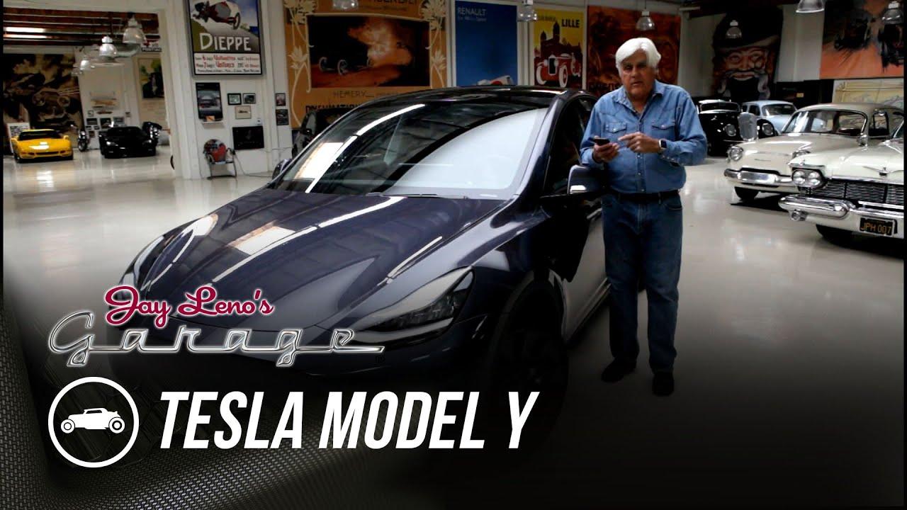 Tesla Model Y – Jay Leno's Garage
