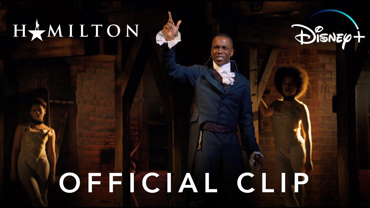 """The Room Where It Happens"" Clip | Hamilton | Disney+"