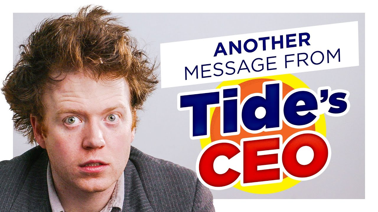 Tide CEO: Soap Isn't Medicine