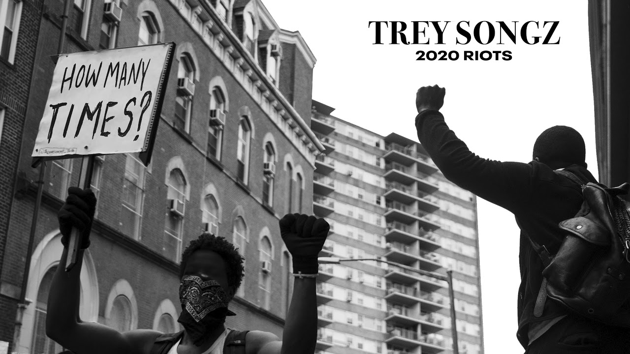 Trey Songz – 2020 Riots: How Many Times