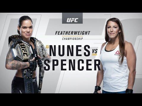 UFC 250: Amanda Nunes vs Felicia Spencer Recap