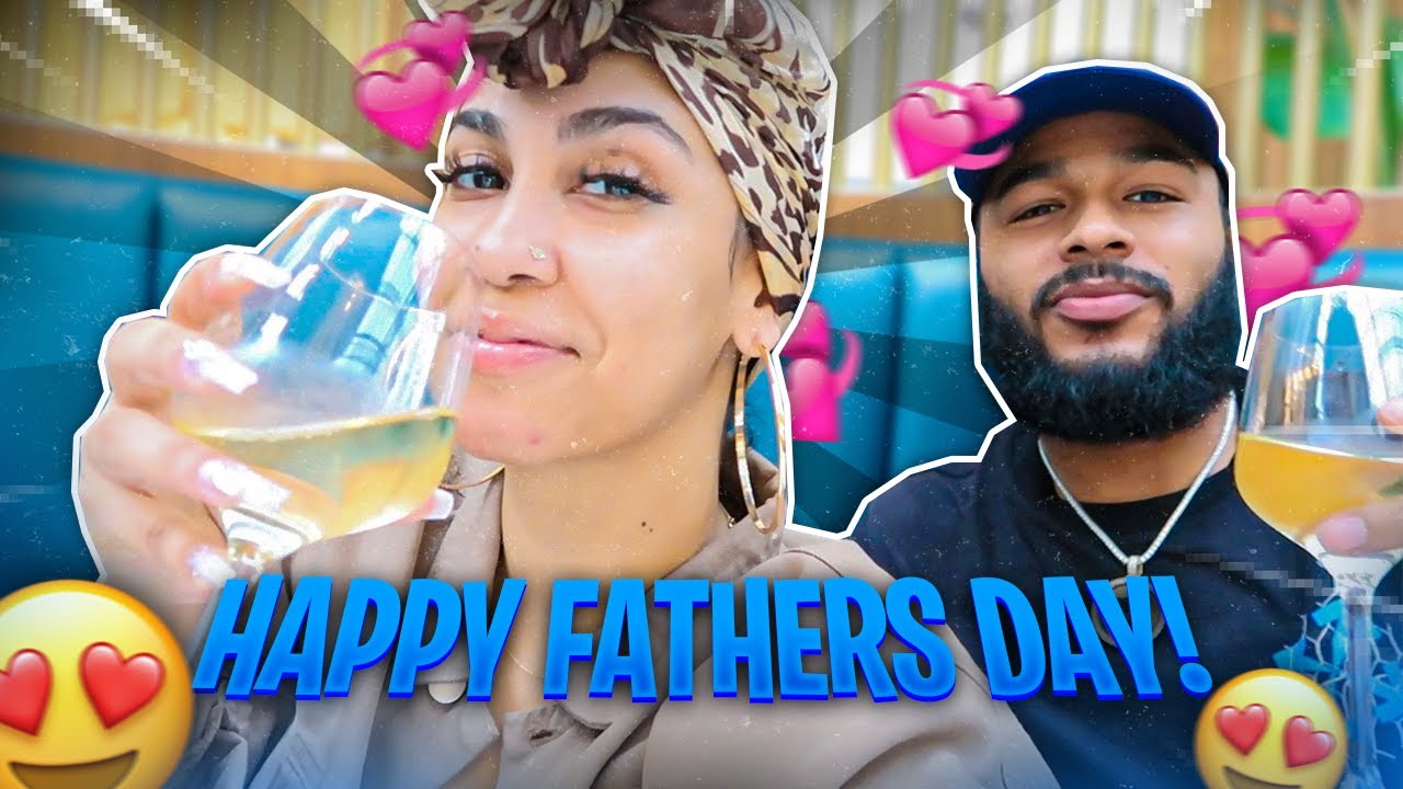 WE GOT LIT FOR FATHER'S DAY ?