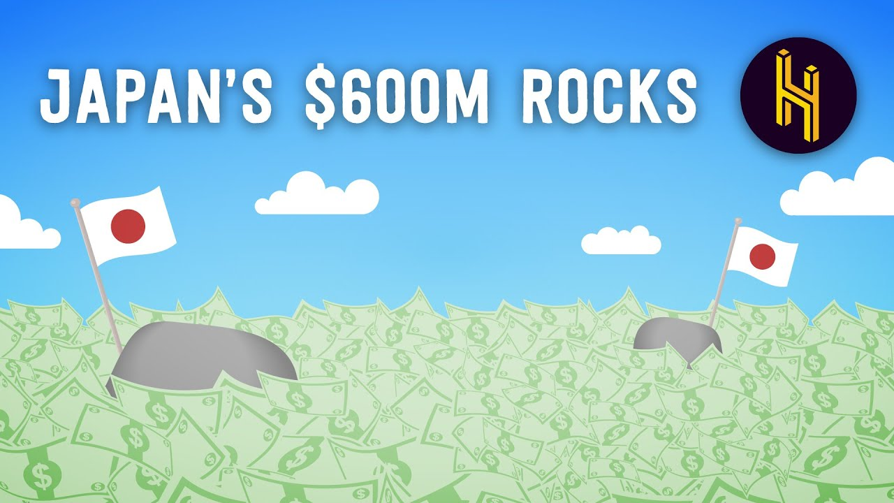 Why Japan Spent $600 Million Protecting Two Rocks