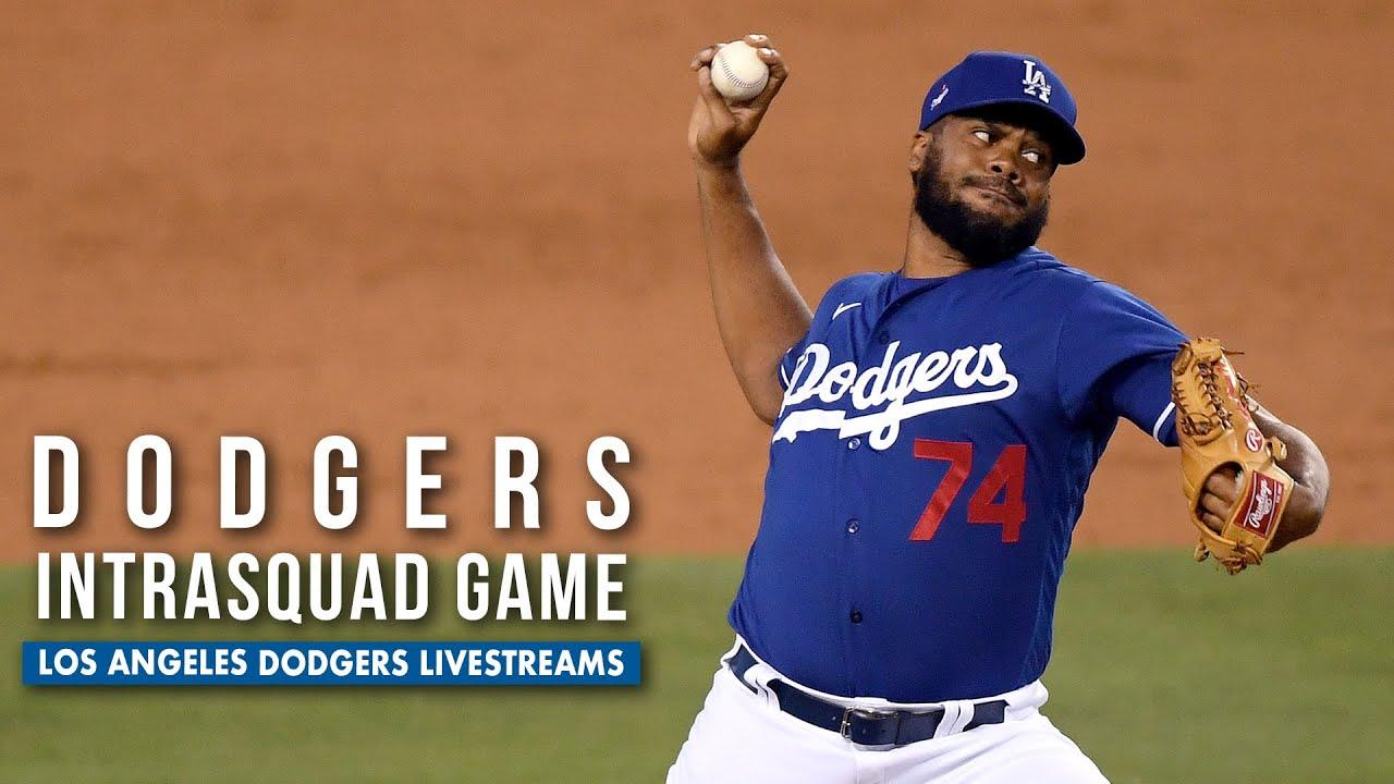 LIVE: Dodgers Intrasquad Game