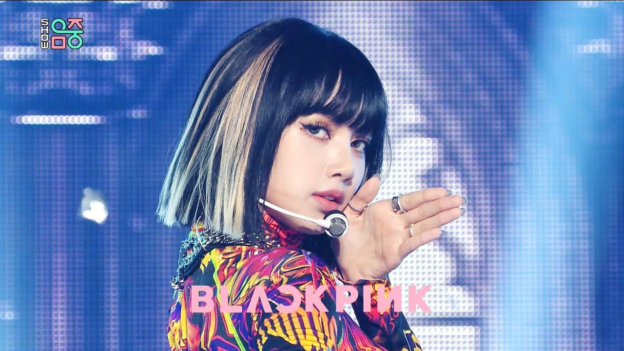 [쇼! 음악중심] 블랙핑크 -하우 유 라이크 댓  (BLACKPINK -How You Like That) 20200718