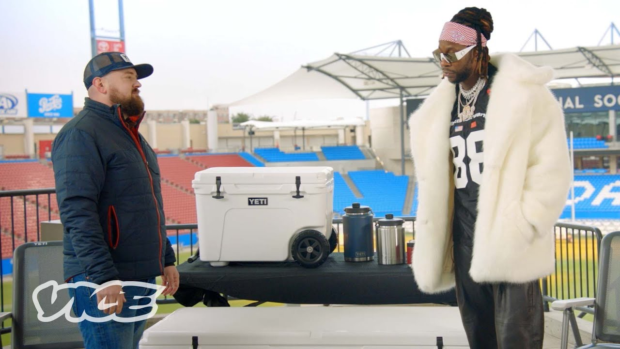 2 Chainz Checks Out a $1,300 Cooler | MOST EXPENSIVEST