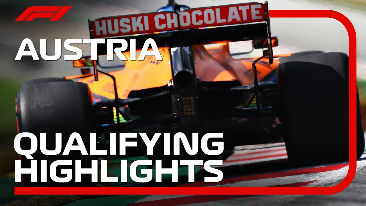 2020 Austrian Grand Prix: Qualifying Highlights
