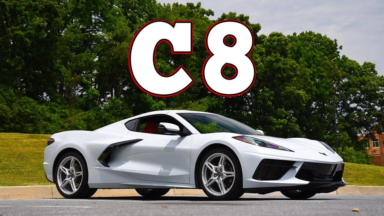 2020 Chevrolet Corvette C8: Regular Car Reviews