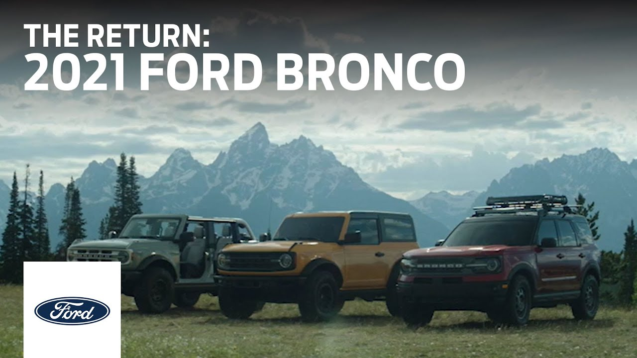 2021 Ford Bronco | First Look